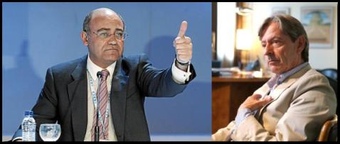 Diaz Ferran y Josep Xicola Empresarios de Manual...